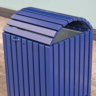 Oxford Bin with Lid