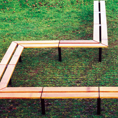 Universal Bench System - Wooden boards