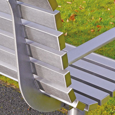 Stainless Steel Seats