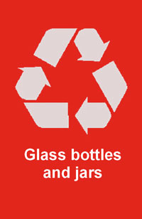 RS1 Glass bottles and jars