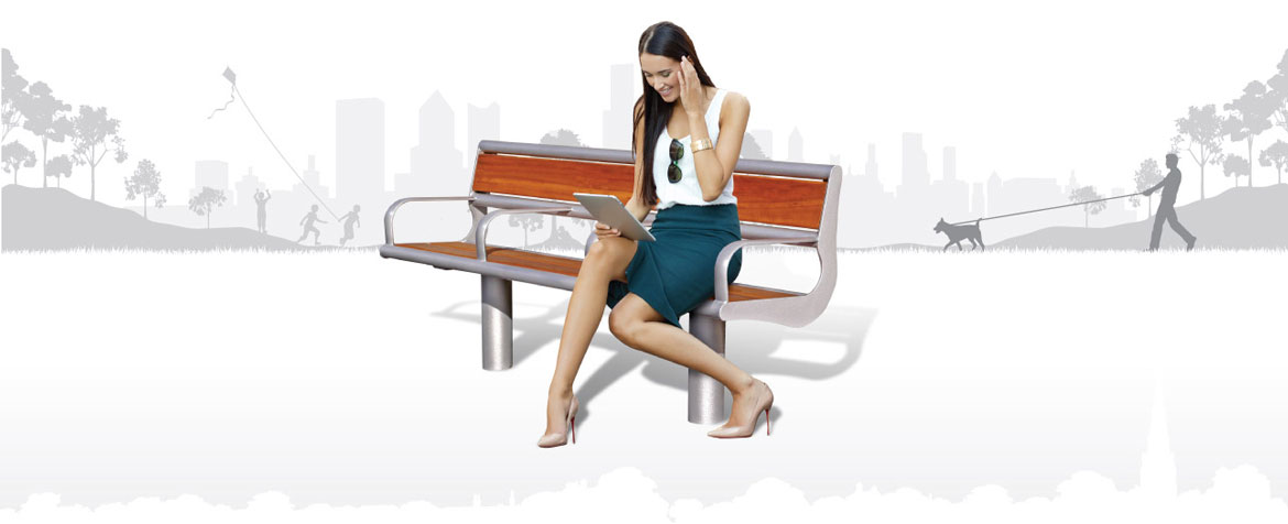 Streetmaster Street & Park Furniture